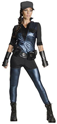Rubie's Costume Co Women's Mortal Kombat X Sonya Blade Costume