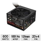 Thermaltake Power Supply 240-Pin 600 Power Supply W0388RU