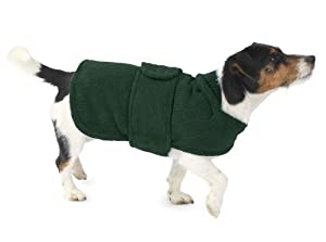 House of Paws Towelling Jacket, Extra Large
