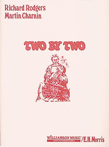 Two by Two Vocal Score088188068X