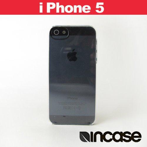CLEAR アップル社公認ブランドiPhoneケース 5対応incase インケースSnap Case スナップケース 軽量タイプ スマホケース CL69050