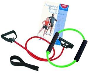 fitness gear resistance tube kit instructions