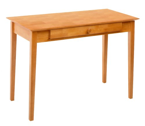 Winsome Wood Computer Desk, Honey