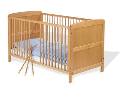 Pinolino-112310-Kinderbett-Brn