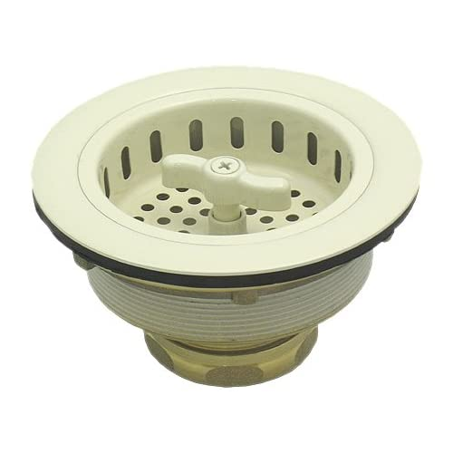 Westbrass D213 64 3 1 2 Inch Wing Nut Basket Strainer in