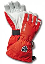 Hestra Heli Glove Light Red, 9