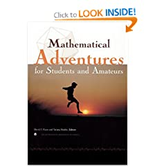 Mathematical Adventures for Students and Amateurs (Spectrum)