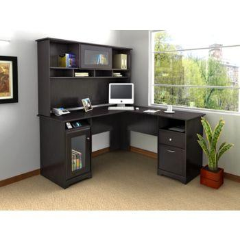 Amazon Com Cabot Collection 60 Quot L Desk Furniture Amp Decor