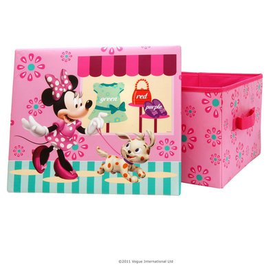 Vogue International Minnie Mouse Storage Box (Large)