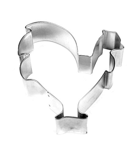 Fox Run 3-Inch Rooster Cookie Cutter (Country Shaped Cookie Cutters compare prices)