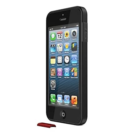 CAZE ThinEdge frame case for iPhone 5/5S - Matte Black - 世界最薄1mmのハードバンパーケース - 日本正規流通品 C-TMI5-BK