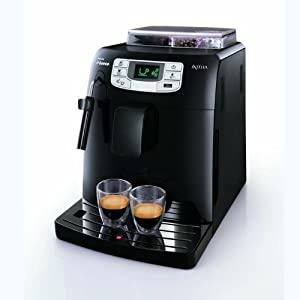 Philips Saeco HD8751/47 Intellia Focus Automatic Espresso Machine