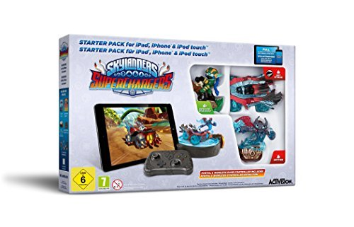Skylanders Superchargers: Starter Pack (IOS) by AC…