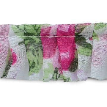 Ruffled Prairie Fabric Trim
