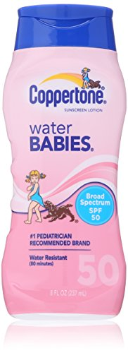 Coppertone-Waterbabies-SPF-50-Lotion-8-Fluid-Ounce