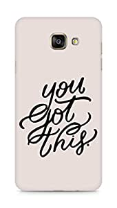 AMEZ you got this Back Cover For Samsung Galaxy A7 (2016 EDITION)