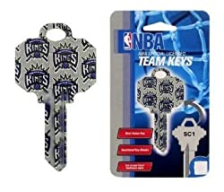 Los Angeles Kings Schlage Key - NHL Hockey Fan Shop Sports Team Merchandise
