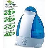 超音波【加湿器】イオンペンギン空間噴霧で除菌・消臭!インフルエンザ予防に、お得なセット(2)