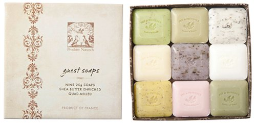 Pre De Provence Assorted Soap Giftset - 9 Piece