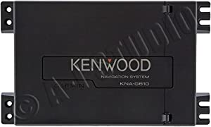 Kenwood Kna-G610 Hideaway Garmin GPS Navigation System