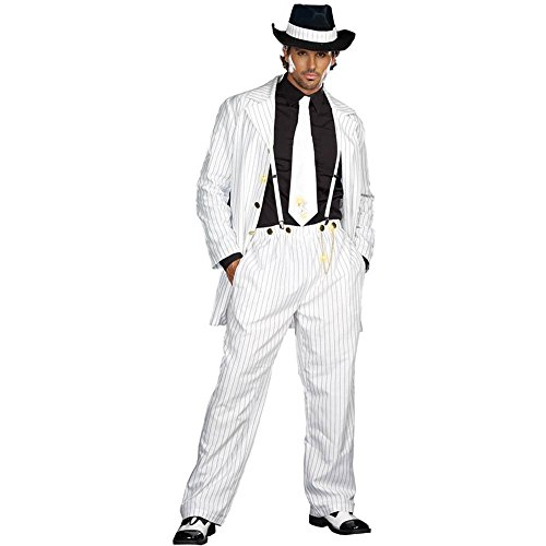 Zoot Suit Riot Gangster Adult Costume