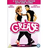 Grease (2 Disc Special Edition with Sing-long) [DVD]