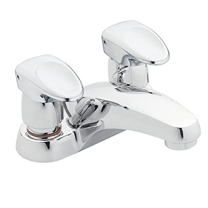 "Moen Lavatory Faucet Commercial 1 "" 4 "" Chrome Finish"