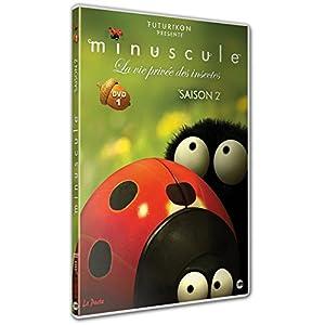 Minuscule : la vie privée des insectes - Saison 2, DVD 1