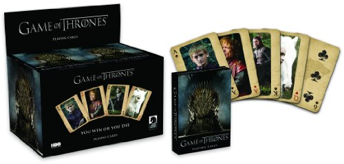 Best Buy! Game of Thrones Playing Cards