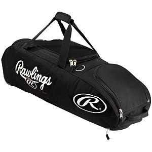 Rawlings Player Preferred Wheel Bag by Rawlings