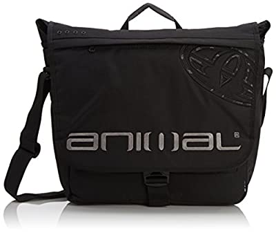 Animal Mens Redcliffe Messenger Bag by Animal