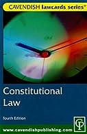 Constitutional Lawcards 6