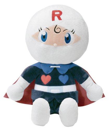 ロールパンナ抱き人形