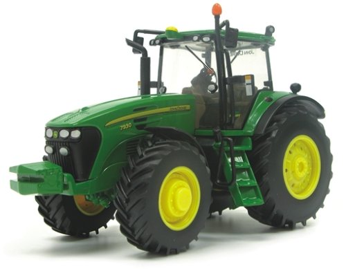 42266 1:32 Scale John Deere 7930 Tractor 152055 Green By Britains