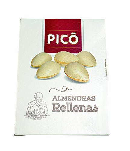 Picó - Almendras rellenas - Stuffed almonds 150gr Supreme quality