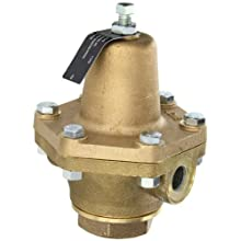 "Cash Valve 15580-0030 Bronze Pressure Regulator, 10 - 50 PSI Pressure Range, 1/2"" NPT Female"