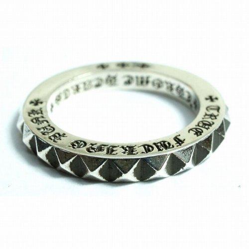 [クロムハーツ] トゥルーファッキンパンク リング / CHROME HEARTS True Fucking Punk Ring [並行輸入品]