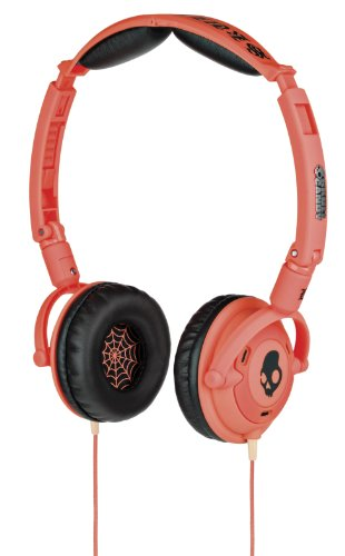 Skullcandy Lowrider Headphones 2011 – Red
