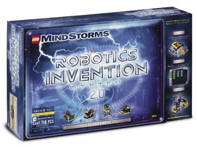 LEGO MindStorms 3804 Robotics Invention System 