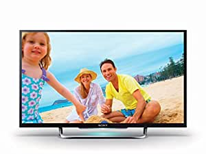 Sony BRAVIA KDL 32W700B 80 cm  32 inches  Full HD LED TV  Black            available at Amazon for Rs.34999