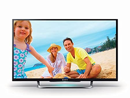 Sony BRAVIA KDL 32W700B 80 cm  32 inches  Full HD LED TV  Black  available at Amazon for Rs.40900