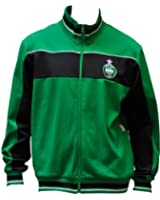 Veste zippée ASSE - Collection officielle AS SAINT ETIENNE - Football club Ligue 1 - Taille adulte Homme