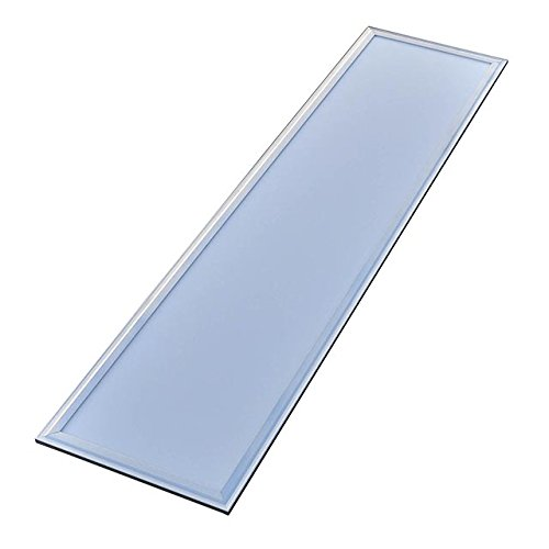 LEDwholesalers Dimmable Ultra Thin Glare-Free Edge-Lit LED Light Panel 1x4-Feet 40-Watt, White, 2103WH (Led Light Panel compare prices)