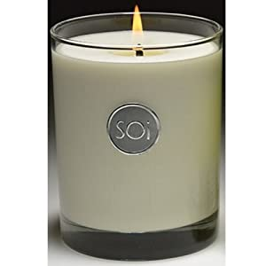 The SOI Company 13.5 Ounce Rosemary Lavender Scented Soy Candle