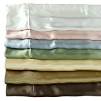 Silk Pillowcase_Silk Charmeuse - Each