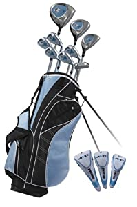 Precise AMG Women's Petite Complete Set (Right Hand, Blue,-1-inch) from Precise