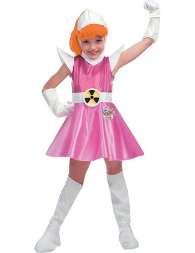 Atomic Betty Deluxe Cost 4 6 Kids Girls Costume