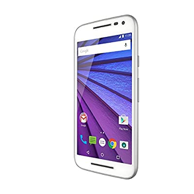 Moto G 3rd Generation (White, 16GB)