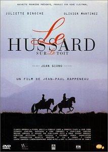 Le Hussard sur le toit [Francia] [DVD]