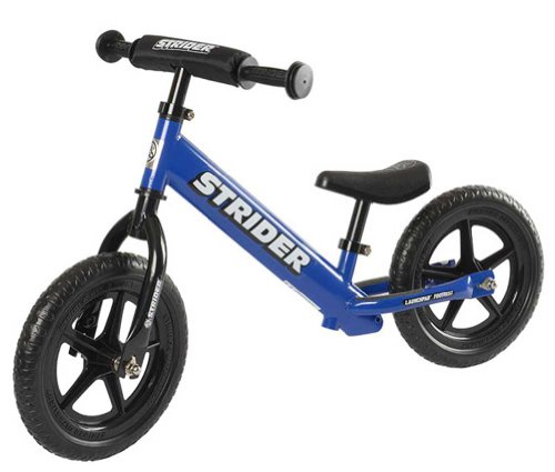 Review Strider ST-4 No-Pedal Balance Bike